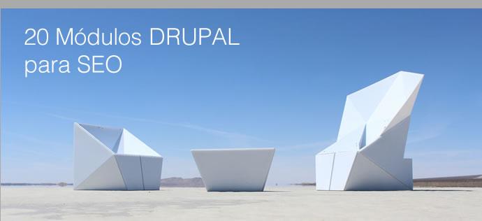 20 Modulos Drupal Para SEO - Agencia Marketing Online Madrid