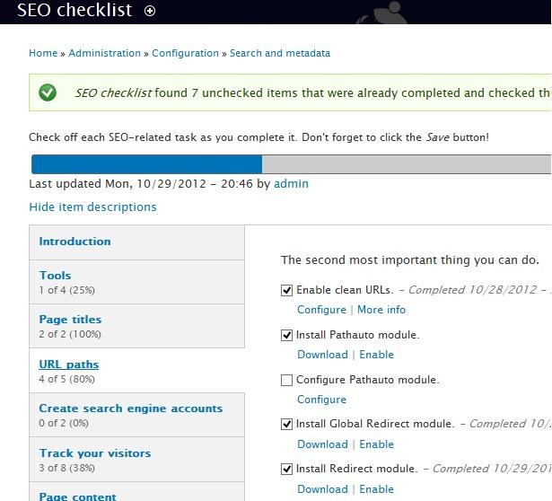 Marketing Online Madrid Adinteractive SEO Checklist