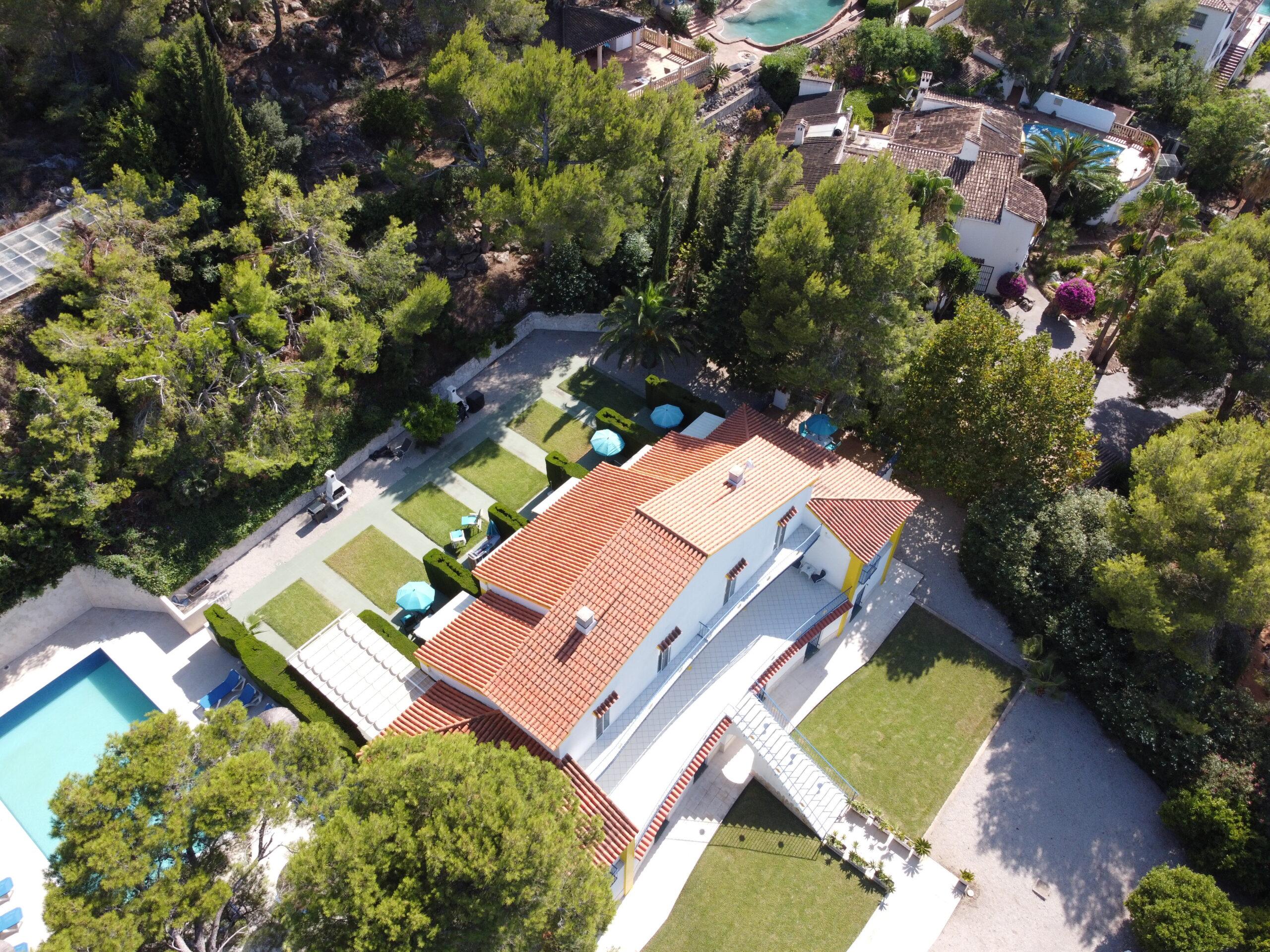 Fotografia aerea con drones y video